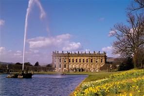 Gold Coach Tour to Derbyshire Landscapes