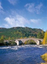 Gold Taster Scotland, Pitlochry