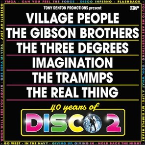 40 Years of Disco 2 - Birmingham - evening show