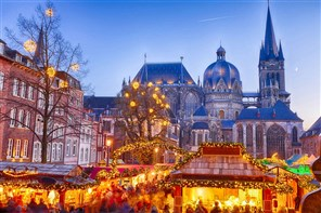 GOLD Aachen & Valkenburg Christmas Markets