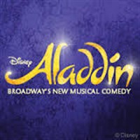 Aladdin The Musical - London Saturday matinee
