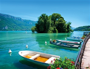 Annecy & the French Alps
