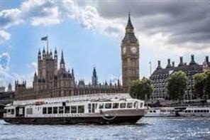 Bateaux London Cruise & Afternoon Tea