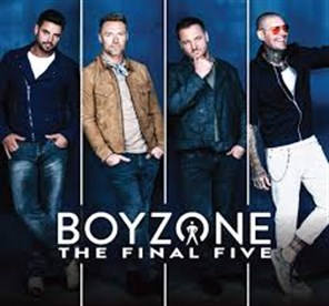 Boyzone Concert - Resorts World Arena Birmingham
