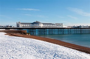 Christmas in Brighton