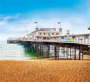 Brighton, Eastbourne & Wakehurst Gardens