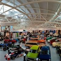 British Motor Museum Warwick