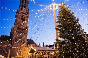 GOLD Bruges Christmas Markets