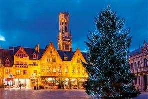 GOLD Bruges Christmas Markets