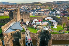 Caerphilly Christmas Market