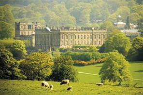 Gold Chatsworth House, Brodsworth & the Peaks