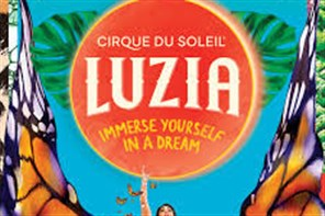 Cirque du Soleil LUZIA - Royal Albert Hall matinee