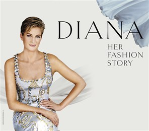 Diana - Her Fashion Story & London