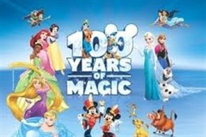 Disney On Ice 100 Years of Magic - Exeter