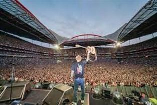 Ed Sheeran  - COACH ONLY - Cardiff 2022
