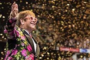 Elton John - COACH ONLY - Bridgwater to Bristol