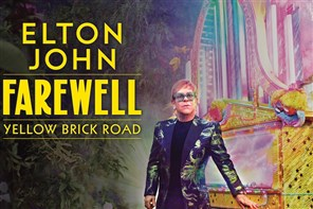 Elton John Concert - Birmingham 2021