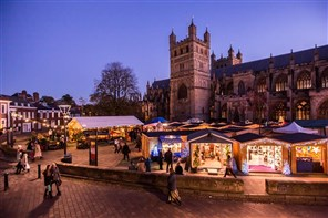 Exeter Shopper & Christmas Market