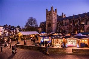 Exeter Shopper & Christmas Market
