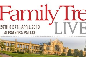 Family Tree Live, Alexandra Palace