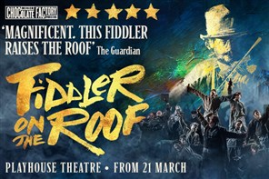 Fiddler On The Roof-London Matinee