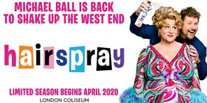 Hairspray - London Theatre Saturday  matinee