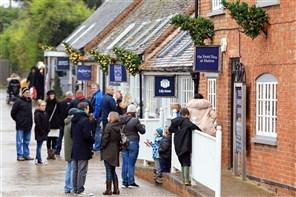 Hatton Shopping Village near Warwick