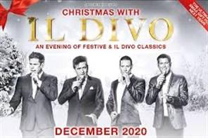 Il Divo Concert - Arena Birmingham