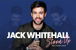 Jack Whitehall: Stood Up - Arena Birmingham