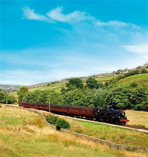 Romantic Landscapes & Trains of Yorkshire