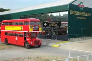 London Bus Museum, Weybridge