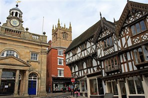 Gold Ludlow and Shropshire