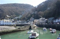 Lynmouth & Exmoor Scenic Tour via Dunster
