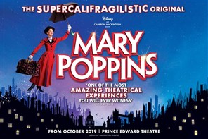 Mary Poppins The Musical - London Saturday matinee