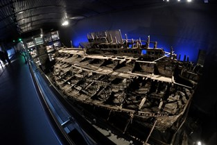 Portsmouth Mary Rose Museum