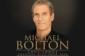 Michael Bolton -Love Songs Greatest Hits Tour