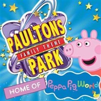 Paultons Family Theme Park & Peppa Pig World