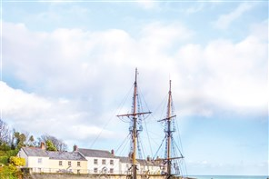 Gold Cornwall & Poldark Film Trail