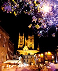 Lincoln Christmas Markets Gold Service