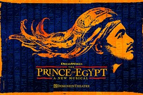 Prince of Egypt - London matinee