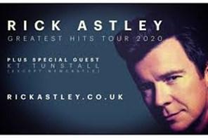 Rick Astley - Arena Birmingham