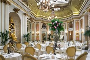 London - Ritz Hotel afternoon tea