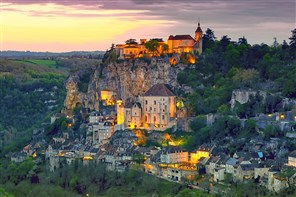 Gold Rocamadour & Highlights of the Dordogne