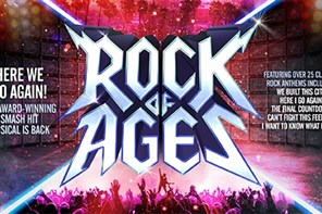 Rock of Ages - Bristol Hippodrome evening show