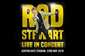 Rod Stewart - COACH ONLY Bristol
