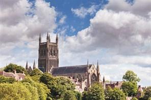 A Taste of Spring in Worcester & Stratford