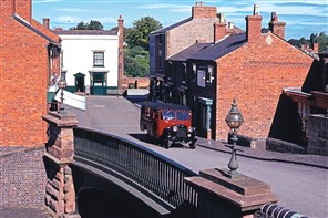 GOLD Canals & Museums of the Black Country