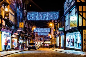 Chester & Liverpool Christmas Shopper