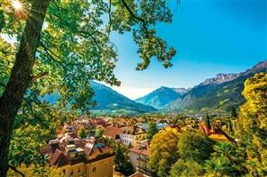Gold Italian Dolomites