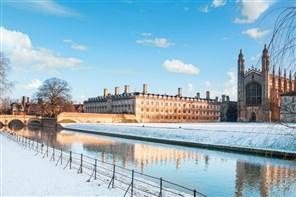Cambridge & Ely Christmas Shopper